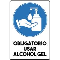 Alcohol Gel - Sanitización Ambientes