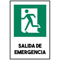 Salida De Emergencia - Sanitización Ambientes