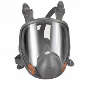3M Respirador Rostro Completo serie 6000