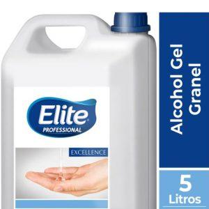 Alcohol Gel Elite Hipoalergénico 5 LT