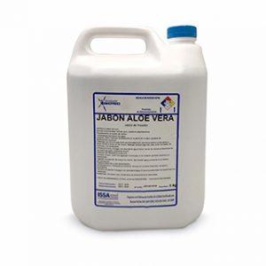 Sanity Jabón Liquido con Aloe Vera 5 litros