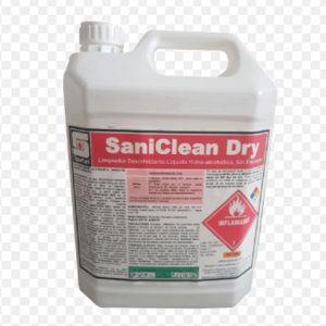 SANICLEAN DRY AMONIO CUATERNARIO 5 LITROS