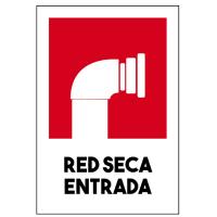 Red Seca Entrada - Sanitización Ambiente