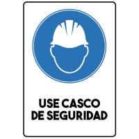 Uso de casco de Seguridad - Sanitización Ambientes