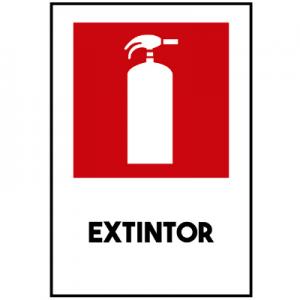 Extintor - Sanitización Ambiente