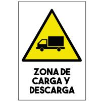 Zona Carga y Descarga - Sanitización Ambientes