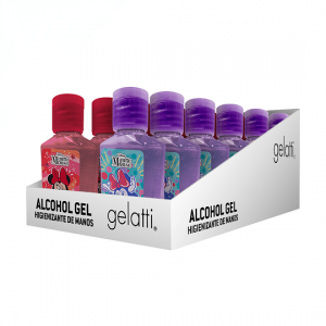 Alcohol Gel Minnie Mouse 59 ml