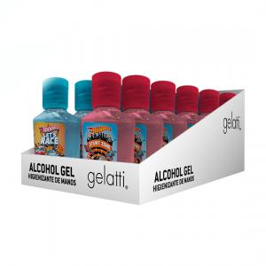 Alcohol Gel Hotwheels