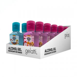 Alcohol Gel 59 ml Paw Patrol