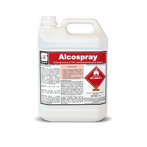AlcoSpray Bidon de 5 Litros.