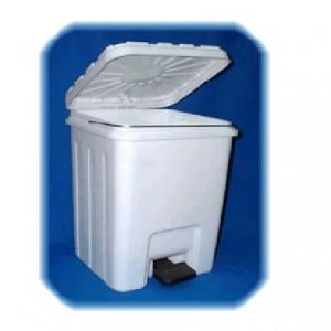 Basurero con Pedal 12 litros con cubo removible
