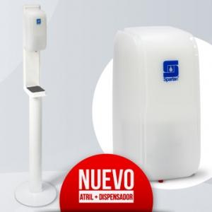Dispensador Stand Higienizante Automático 1.200ml