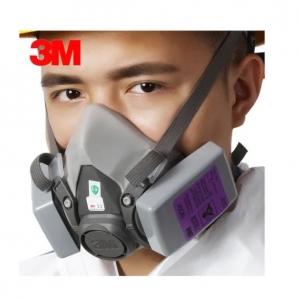 3M Respirador Reutilizable de Medio Rostro 6000 con filtros 7093