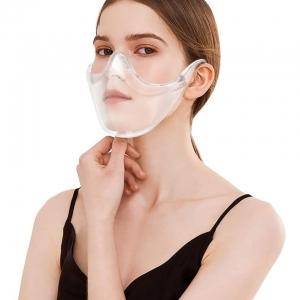 Protector Facial Acrilico Medio Rostro