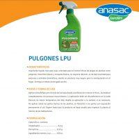Pulgones Lpu 500cc Anasac Insecticida