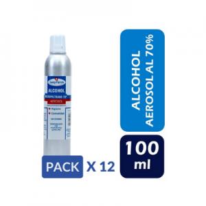 ALCOHOL AEROSOL 100 ML SANYFARM