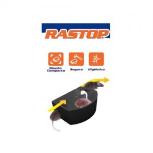 Caja Cebadera + Rastop 10 Gr Anasac